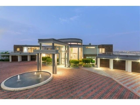 8 Bedroom House For Sale In Ruimsig, Roodepoort, Gauteng, South Africa For  ZAR 23,000,000