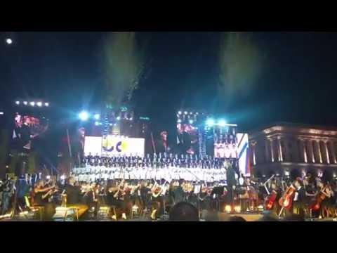 Ukraine Independence Day 2016 Orchestra