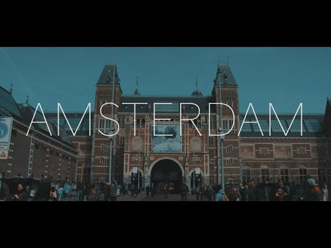 AMSTERDAM 2017 - HOLLAND | DJI Osmo | By Rein Martens