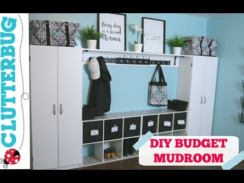 create-more-storage-in-your-home-on-a-budget---diy-mudroom-ideas