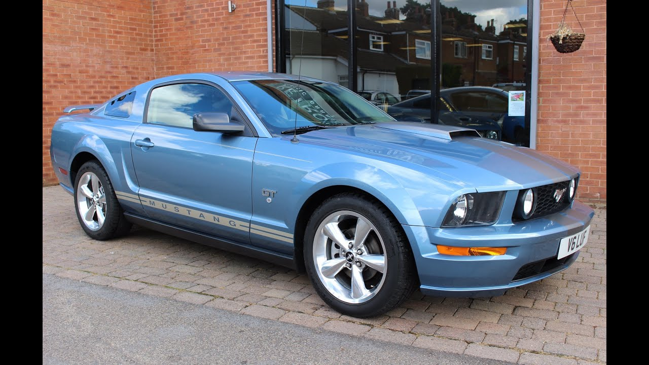 2005 ford mustang gt v6 for sale