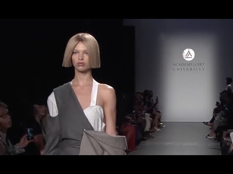 2018 ACADEMY OF ART NEW YORK Fashion Show | New York - Fashion Channel