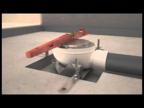 Instalacion fiora elax plato de ducha youtube - Como instalar un plato de ducha acrilico ...