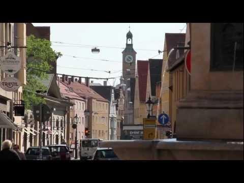 """Augsburg Tourismus Image Clip """"Never enough"""""""