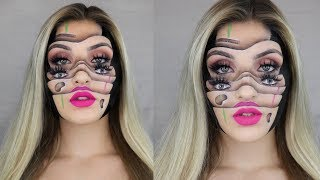 I Tried Illusion Makeup For the First Time...