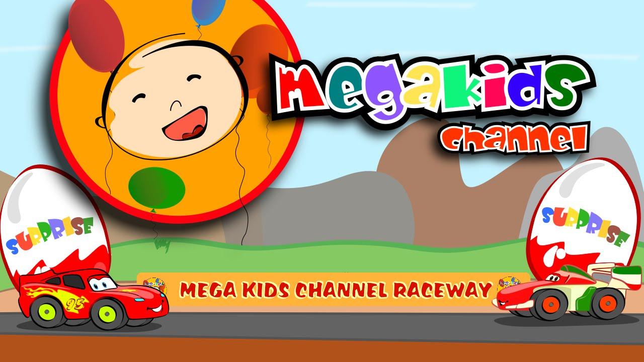 Download MEGA KIDS CHANNEL TRAILER