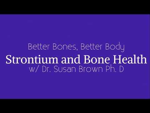 Strontium And Bone Health