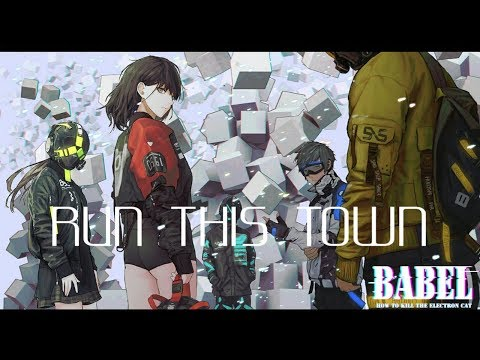 Nightcore Run This Town | OST Rude Boys From HIGH & LOW