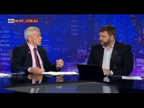 """""""I believe I am not a British citizen"""": Malcolm Roberts very confident"""