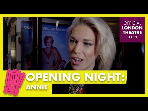 Annie: Craig Revel Horwood Media Night