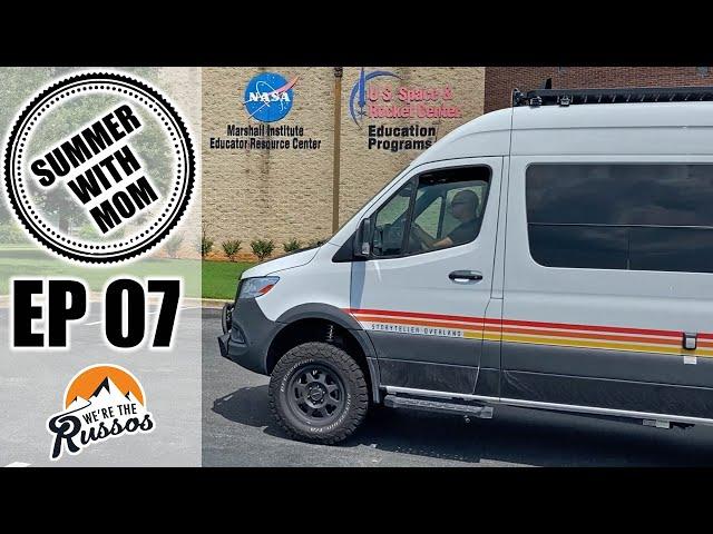 Sweet Home Alabama | Summer with Mom Van Life Road Trip Episode 7