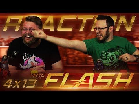 "The Flash 4x13 REACTION!! ""True Colors"""