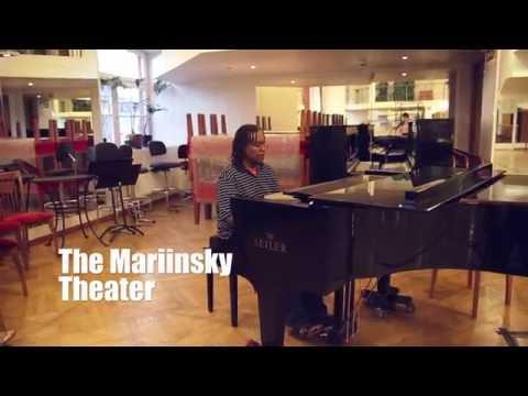Mariinsky Theater - Behind The Scenes (Saint-Petersburg, Russia)   David Harewood