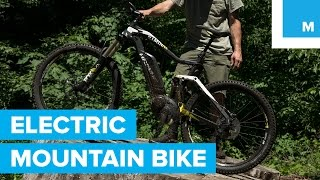 This Electric Mountain Bike is Perfect for Conquering Hills | Mashable