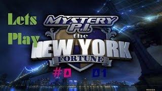 Mystery P.I.(TNYF) (HD) #001 - Willkommen in New York, Inspektor