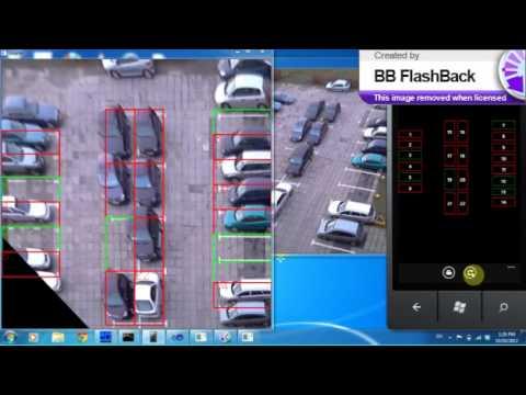 Auto parking space detection