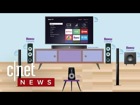 Roku to take on Amazon, Google with new smart speakers (CNET News