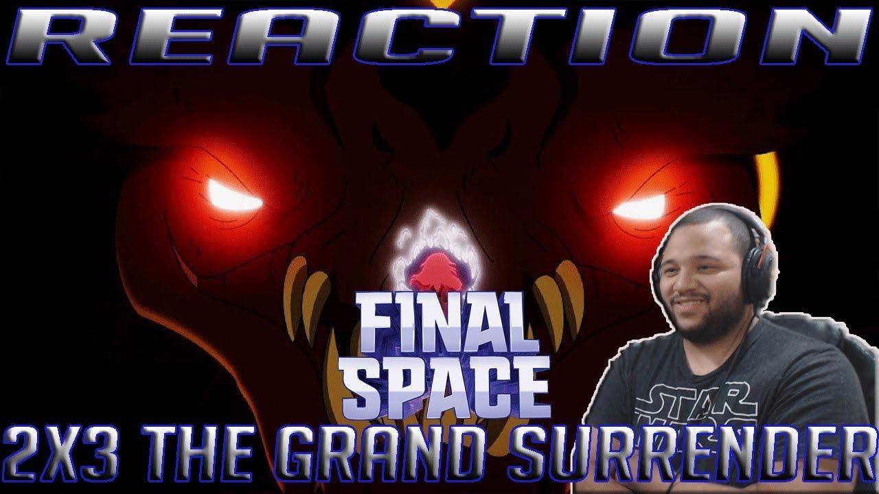 Download Final Space Season 2 Episode 3   The Grand Surrender   REACTION!!