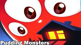 Pudding Monsters Free - ZeptoLab UK Limited Level 1-20 Walkthrough