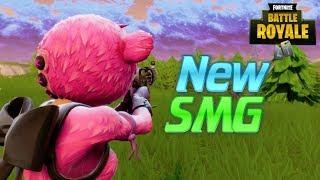 Fortnite New SMG Buff! Better then a Shotgun?