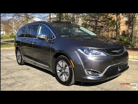 2018 Chrysler Pacifica Hybrid – Meet The World's First Plug-In Minivan