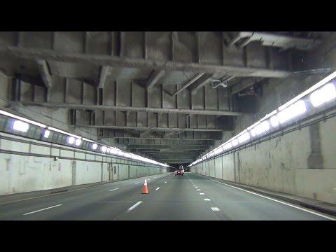 Boston, Massachusetts I-90 Mass Pike