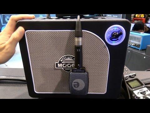 [NAMM] Mooer Hornet Amp