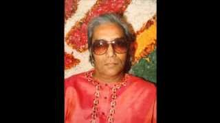 Pt.Brij Bhushan Kabra,living legend of Indian Classical Guitar presenting Raga Puria(Alap)
