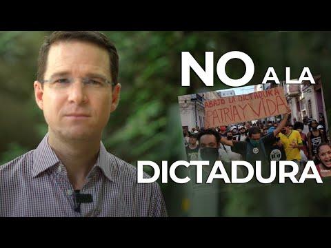 No a la dictadura