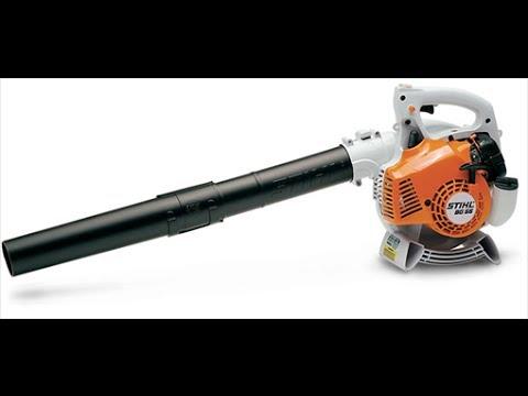 Stihl Fs36 Clean Spark Arrestor Fix Low Power Doovi