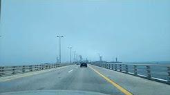 Bahrain Saudi Arabia King Fahd Causeway 2016