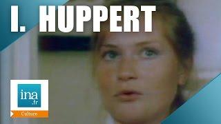 """Isabelle Huppert sur """"Violette Nozière"""" et sur le festival de Cannes"""