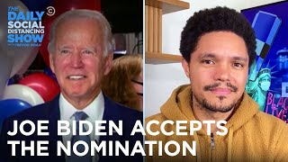 DNC Day 2: Biden Accepts the Nomination & AOC Is Misunderstood | The Daily Social Distancing Show