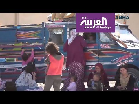 الأكراد بسبب أردوغان.. حتى منظمات الإغاثة تخلت عنهم  - 17:54-2019 / 10 / 15