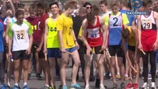 В Пензе состоялась легкоатлетическая эстафета, посвященная Дню Победы