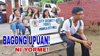 Bagong Upuan Pinagawa ni Mayor Isko, BENCH! Manila Update