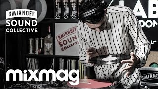 MATTHEW DEAR vinyl house & techno set in The Lab LDN