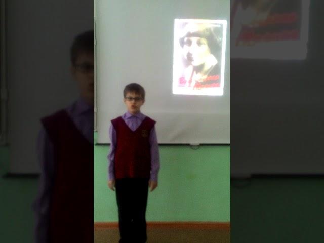 Изображение предпросмотра прочтения – СергейМурзин читает произведение «Стихи к Пушкину» М.И.Цветаевой