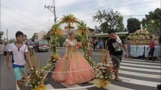San Agustin Flores De Mayo (2016)