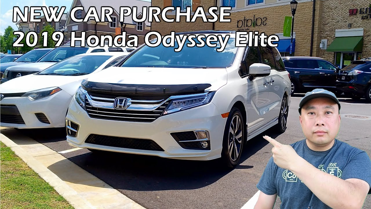 new 2019 honda odyssey elite 1000 accessories