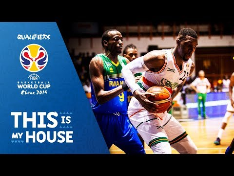 Cote d'Ivoire v Rwanda - Highlights - FIBA Basketball World Cup 2019 - African Qualifiers