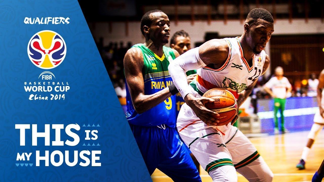 Cote d'Ivoire v Rwanda - Highlights - FIBA Basketball World Cup 2019
