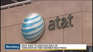 AT&T Targets Time Warner as Telecoms Search for Content