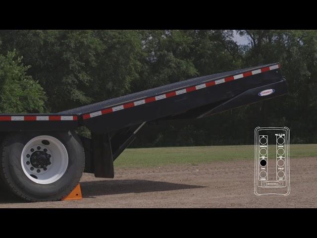 Ledwell Operational Series - HydraTail Truck