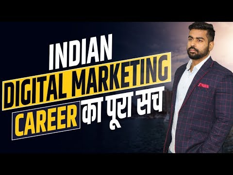 Hidden Truth of Digital Marketing Career   Salary   Jobs   Praveen Dilliwala