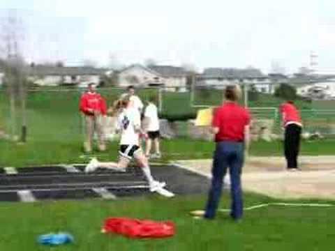 Mount Horeb middle school track meet