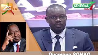 En direct 2stv - Ousmane Sonko: