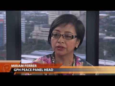#TalkThursday with Miriam Ferrer