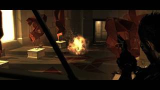 Deus Ex: Human Revolution - Gameplay-Trailer 2 Full