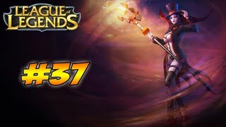 League Of Legends - Gameplay - Leblanc Guide (Leblanc Gameplay) - LegendOfGamer